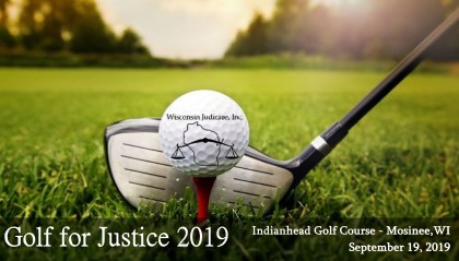 WI Judicare's Golf for Justice 2019